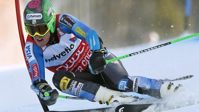World Championships - Men's Giant Slalom: LIVE