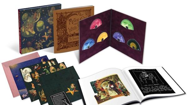 Win a Smashing Pumpkins 'Mellon Collie and the Infinite Sadness' Deluxe Box Set