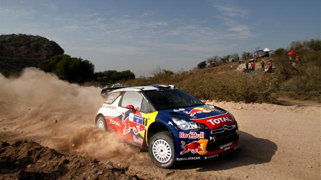 Loeb backs revised tyre WRC rules