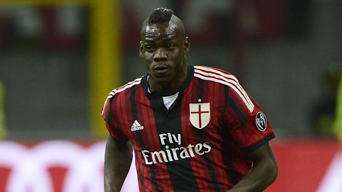 Premier League - Rodgers rules out Balotelli bid