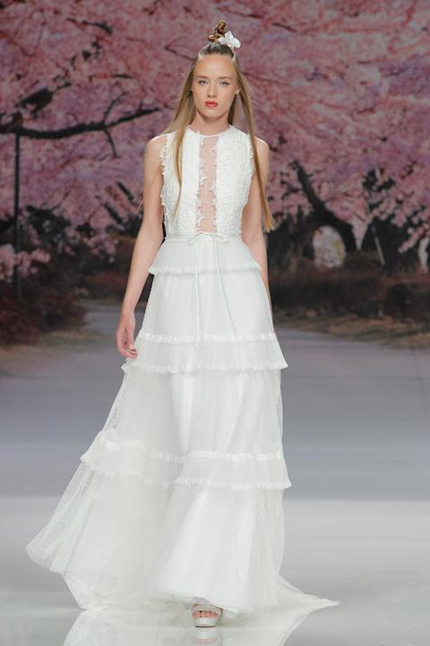 Barcelona Bridal Fashion Week: Inmaculada García