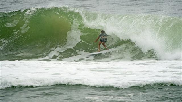 Surfing - Gilmore, Fitzgibbons into Margaret River Pro semis