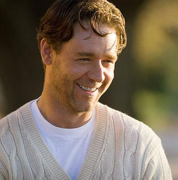 Russell Crowe in 20th Century Fox's A Good Year