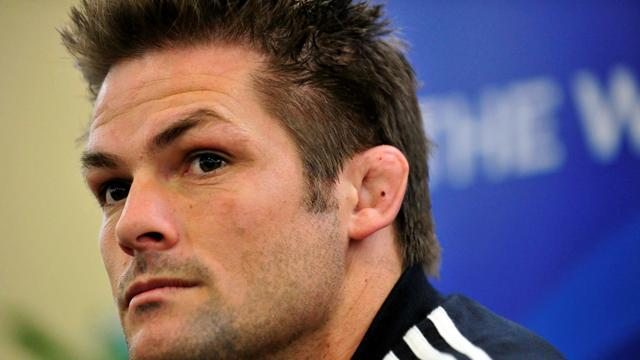 All Blacks captain McCaw to take sabbatical