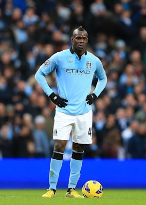 Yaya Toure has assured team-mate Mario Balotelli, pictured, he will be a star
