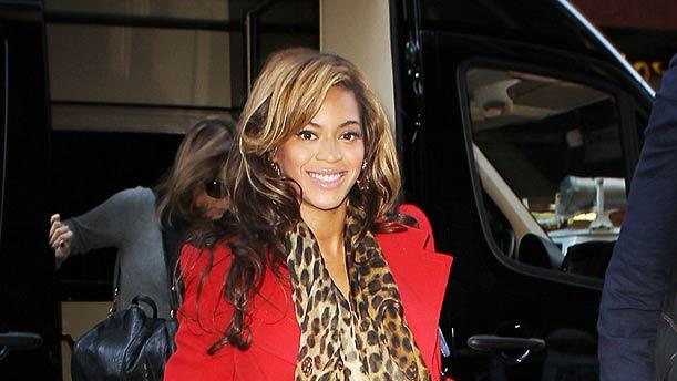 Beyonce Knowles New York Office Building
