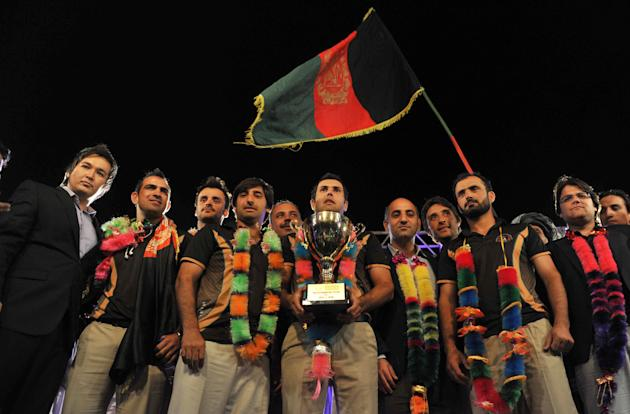 CRICKET-UNREST-AFGHANISTAN-AFG