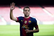 TEAM NEWS: Jordi Alba makes Barcelona debut against Real Sociedad