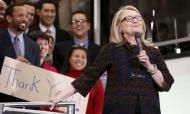 Hillary Clinton Steps Down As Secretary Of State