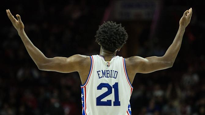 Put Joel Embiid in the damn NBA All-Star Game