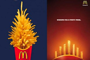Top 15 Most Creative Christmas Advertisements image christmas ad 7