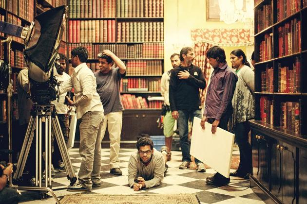 Behind the scenes: Lootera