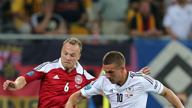 Denmark v Germany - Group B: UEFA EURO 2012
