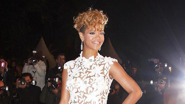Rihanna NRJ Awards