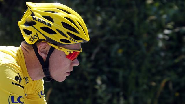 Tour de France - Froome couldn't afford bike as child in Kenya