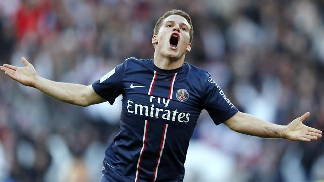 Ligue 1: PSG hit the top after Gameiro floors Reims