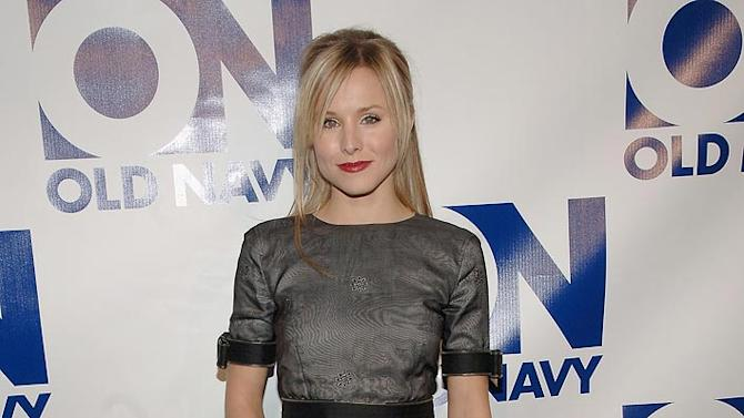 """Kristen Bell attends The Old Navy Celebrates """"New Year, New Old Navy"""" event at the Eyebeam Atelier in New York. -  January 30,2008"""