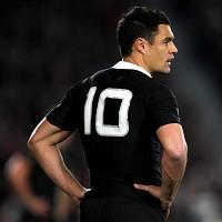 Dan Carter will miss New Zealand's clash with Argentina in Wellington
