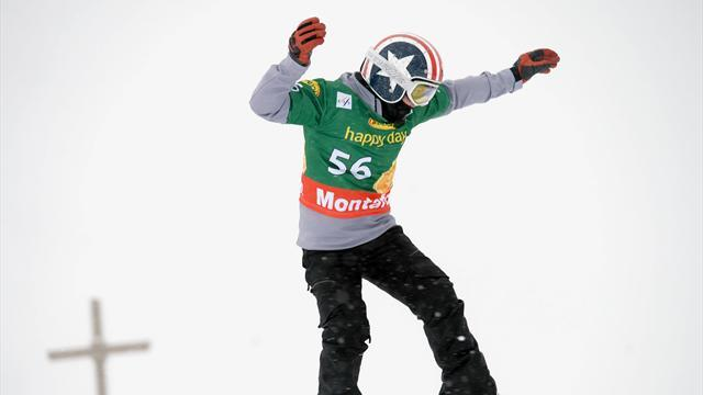 Snowboard - Maltais and Jacob take victories