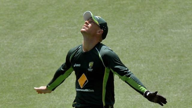 Ashes - Warner advice for Broad