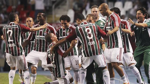 World Football - Fluminense kit man faces 12-match ban for attack