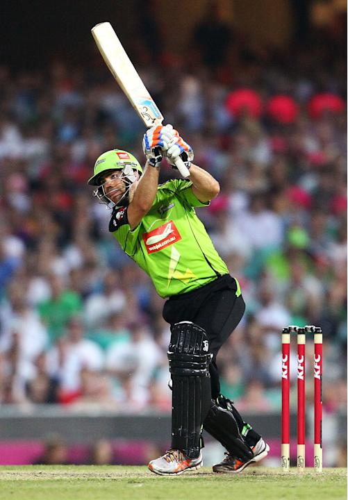 Big Bash League - Sixers v Thunder
