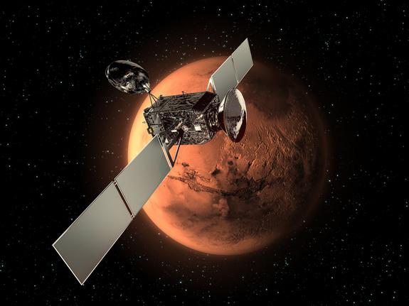 Europe's 2016 Mars Mission Enters Final Construction Phase