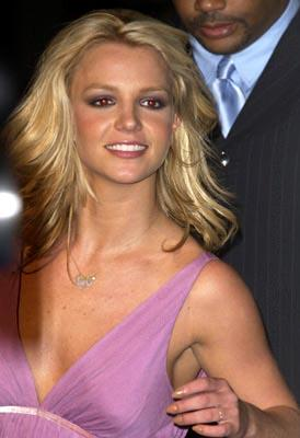 Britney Spears Teen Choice Awards - 7/2/2003