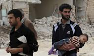 Syria: Army 'Shells City' Before Ceasefire