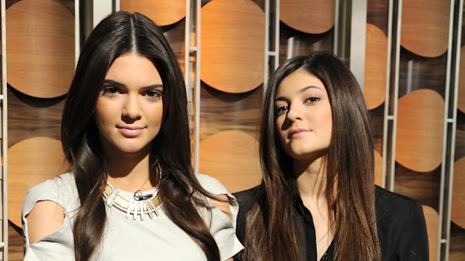 Kendall and Kylie Jenner Debut Their Own Fashion Line