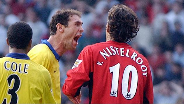 Van Nistelrooy misses rivalry with 'obsessed' Arsenal