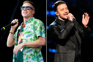 Macklemore and Justin Timberlake Lead Midyear Sales Figures