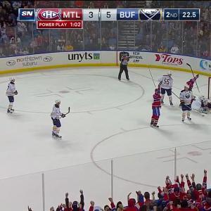 Galchenyuk's second goal