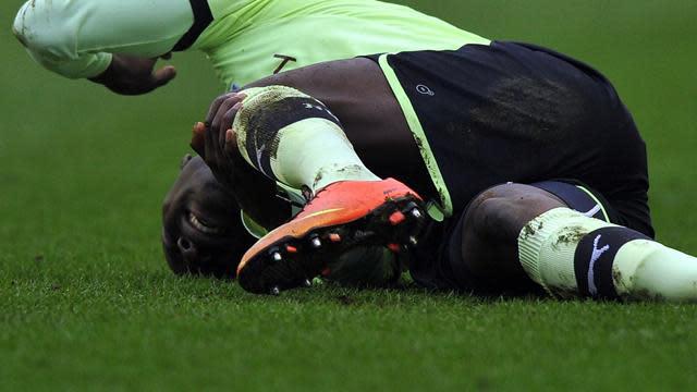 Premier League - Newcastle: Haidara injury less serious than feared