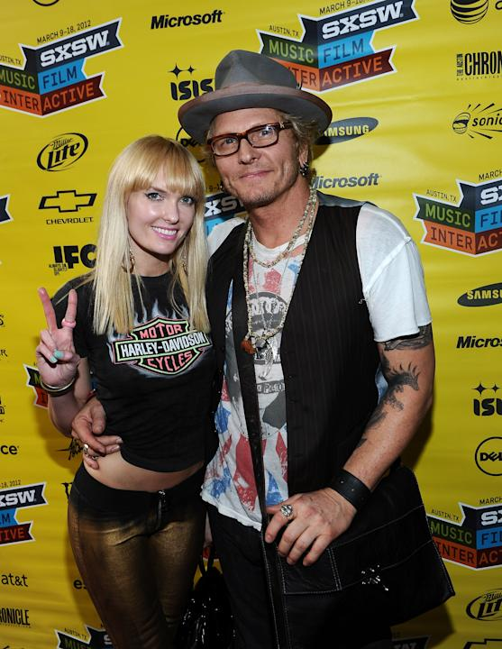 """Sunset Strip"" Red Carpet Arrivals - 2012 SXSW Music, Film + Interactive Festival"