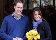 Qu'on fait Kate et William pour Noël ?