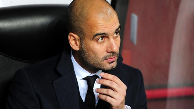 Football - Chelsea miss out on Guardiola signature