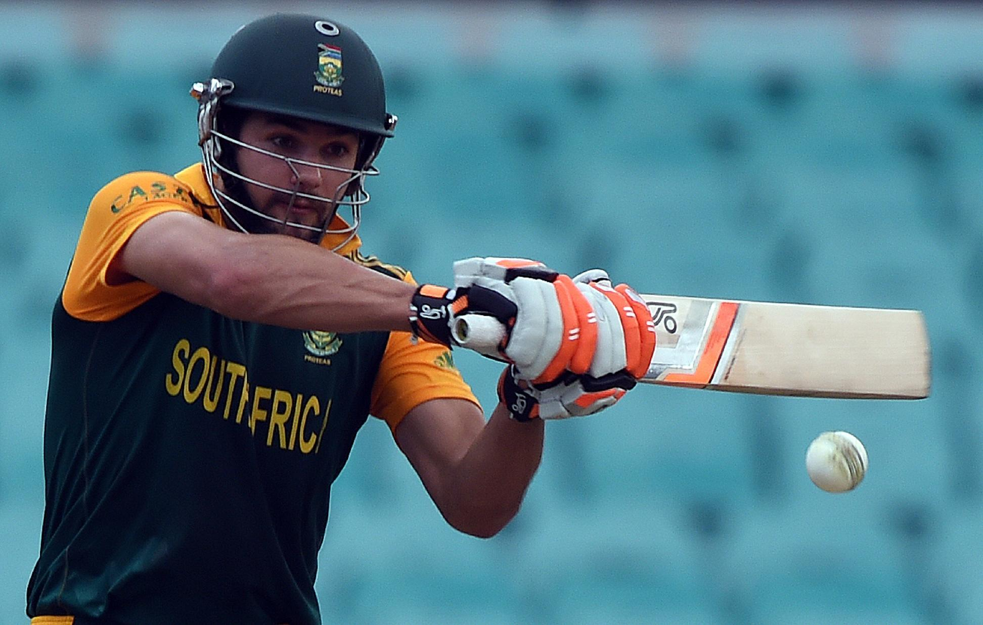 South Africa call up new boy Rossouw