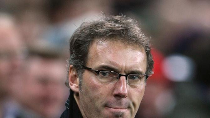Soccer - Laurent Blanc Filer