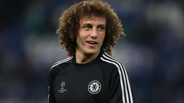 Premier League - Mourinho determined to keep hold of Luiz