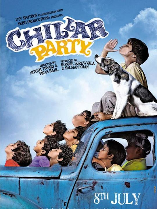 Image courtesy : iDiva.comChiller Party: A tale of a group of carefree children who try their hand at politics when a new rule is made to capture all stray dogs! Chillar Party is truly an inspirationa