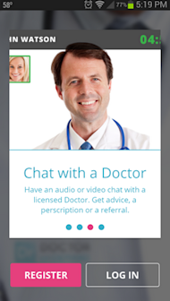 Would You Pay $40 for a Mobile Doctor Visit? image Doctor on Demand