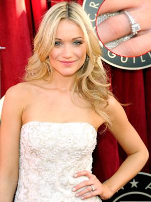 See Katrina Bowden's Engagement Ring!