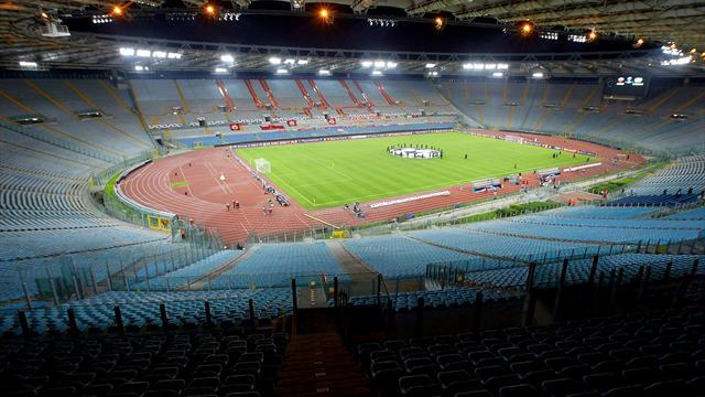 Serie A - Lazio's Curva Nord shut after racist chants against Juve