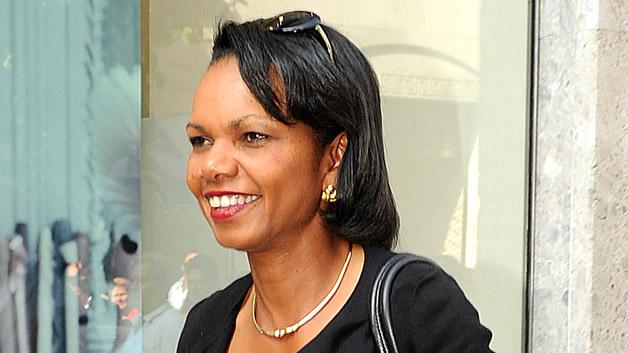 Condoleeza Rice Sightingsin Milan