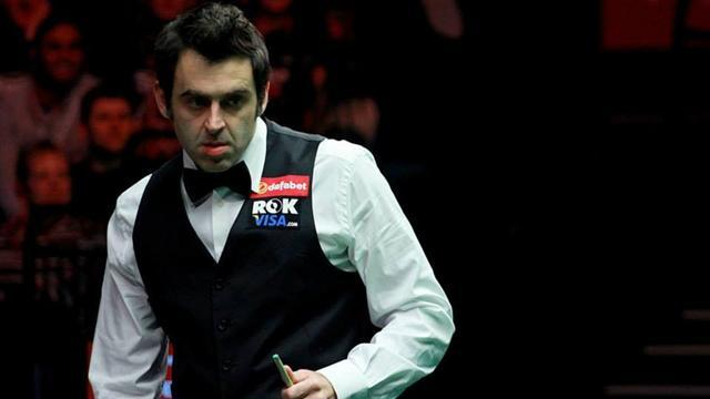 Snooker - O'Sullivan to face Selby in Masters final after win over error-strewn Maguire