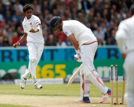 England v Sri Lanka - First Test