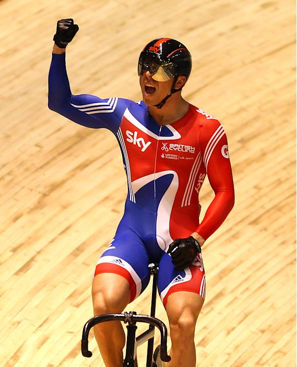 2012 UCI Track Cycling World Championships - Day 5