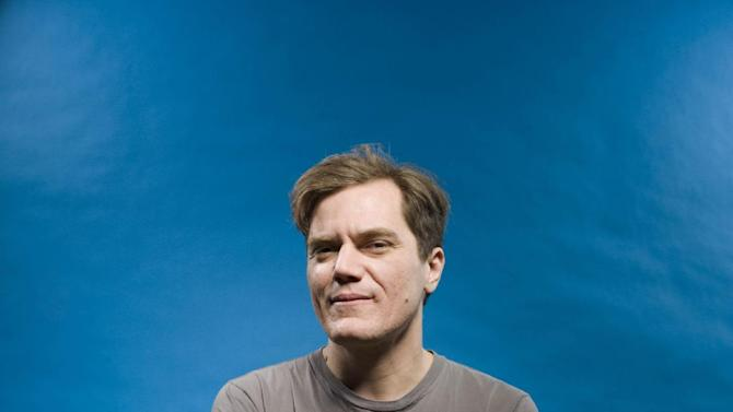"FILE - In this Jan. 24, 2011 file photo, actor Michael Shannon of the film ""Take Shelter"" poses for a portrait in the Fender Music Lodge during the 2011 Sundance Film Festival in Park City, Utah. Shannon has built a reputation as an excellent character actor, most notably in his Oscar-nominated supporting role in ""Revolutionary Road."" Now, in the upcoming ""Take Shelter,"" Shannon has already earned Oscar buzz for his performance as a family man disturbed by apocalyptic nightmares.  (AP Photo/Victoria Will, File)"