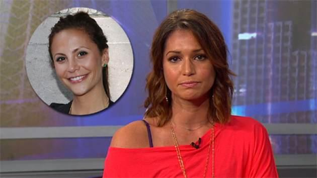 Melissa Rycroft, Gia Allemand (inset) -- Access Hollywood